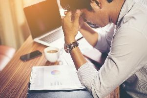 Are you taking workplace stresses home?