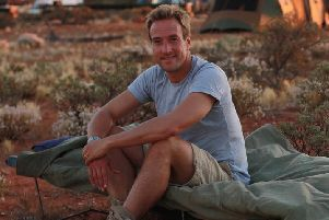 Five minutes with ... Ben Fogle
