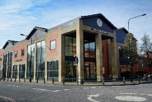 Beverley Magistrates' Court.