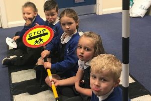 Holme on Spalding Moor pupils are hoping that the school crossing patrol officer will be reinstated.