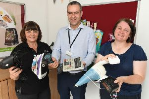 Residents are encouraged to bring along unwanted or broken electrical items to an electrical goods amnesty between 1.30pm and 3pm at Pocklington Football Club.