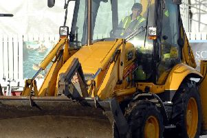 Builders are being urged to protect their equipment and vehicles.