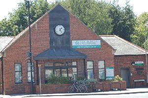 North Wolds Heritage drop-in event held at Pocklington Library.