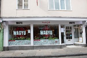 The Wagyu Bar and Grill in York. There are plans to open more restaurants.