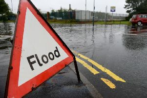 About 23% of land in the East Riding of Yorkshire has a high risk of flooding.