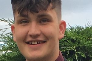 Connor Emery, 16, sadly suffered fatal injuries in the collision.