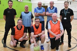 Walking football sessions are held every Thursday (6pm to 7pm) at Market Weighton Sports Centre.