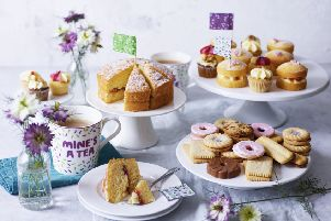 Macmillan Coffee Morning will help raise money for people living with cancer.