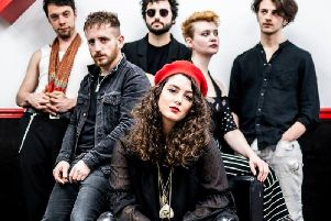 Leeds date: Holy Moly & The Crackers
