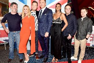 Fancy auditioning for Britain's Got Talent this weekend?'(GettyImages)