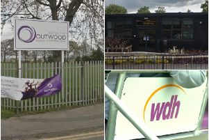 The letter was sent to parents at Outwood Academy Hemsworth and Outwood Grange Academy, in Wakefield.
