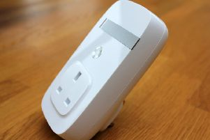 Vofafone's Sure Signal is a mini mobile transmitter for your home.