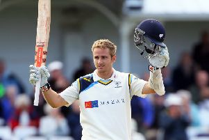 Kane Williamson is returning to Yorkshire for almost two months of the 2018 season (Picture: Alex Whitehead/SWpix.com).