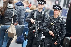 Armed police set to patrol railways across the country