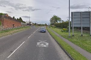 The A63 at Selby Road, Monk Fryston, Leeds. Picture: Google.