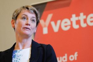 "Yvette Cooper MP claimed health bosses had used ""dodgy figures"" to justify closing the unit."