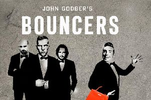 Bouncers is at Wakefield Theatre Royal until February 2.
