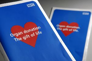 The British Heart Foundation say that It is critically important that families have the discussion about what they want to happen to their organs upon their passing.