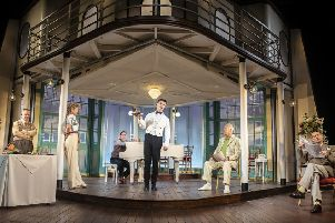 Stoppard's comedy classic returns to dock in Leeds