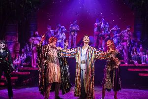 New role in Joseph musical for Jaymi Hensley
