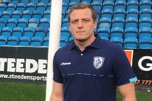 Head coach Ryan Carr. PIC: Featherstone Rovers RLFC