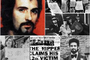 Between 1975 and 1981 Peter Sutcliffe murdered 13 women across Yorkshire and badly injured several others.