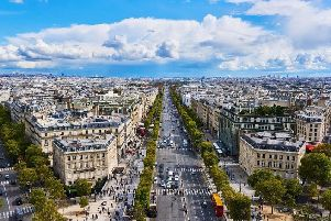 With the Arc de Triomphe at one end, the Place de la Concord at the other, and a slew of high and low end stores, theatres, bars and restaurants that adorn either side of this sweeping, tree-lined boulevard of Paris, is it any wonder that its one of the most famous boulevards in the world?