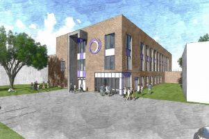 Old school building will be knocked down and rebuilt