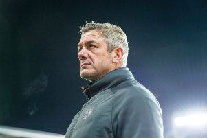 Daryl Powell has signed a new deal with Castleford Tigers. Picture: Allan McKenzie/SWpix.com