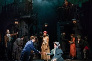 Les Miserables moves audience to tears at the only Yorkshire venue on a UK tour