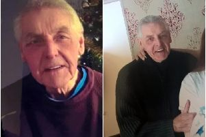 Brian Tomlinson was last seen at his home address in the Hemingfield-Wombwell area of Barnsley at 4pm on Friday, August 16.Pictures: South Yorkshire Police/Family handout