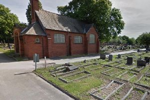 Whitwood Cemetery in Castleford. (Google Maps)
