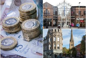 Castleford and Wakefield are among 100 places being invited to bid for a share of a 3.6bn funding pot announced by the Government.