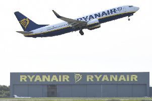 Ryanair has today launched a seat sale, with one way flights from 10.