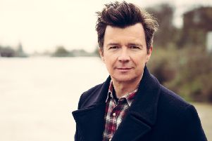 Singer Rick Astley to bring greatest hits tour to Motorpoint Arena Nottingham next year