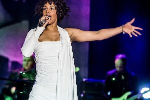 Whitney - Queen Of The Night show is coming to Mansfield Palace Theatre next year
