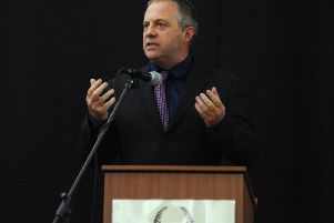 . Pictured is MP John Mann (w121008-7p)