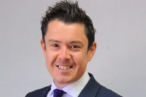Coun Simon Greaves, leader of Bassetlaw District Council
