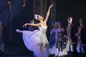 You shall go to the ball as Northern Ballet return to Nottingham Theatre Royal with Cinderella