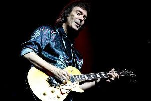 Steve Hackett. Photo by Lee Milward.
