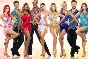 Check out Strictly Come Dancing - The Professionals in Nottingham and Sheffield next year