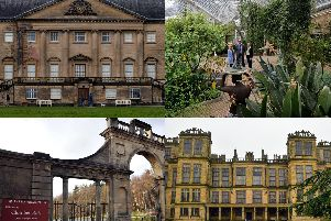 National Trust properties are to close.