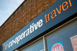 Co-op Travel colleagues are temporarily swapping booking holidays for supporting food stores.