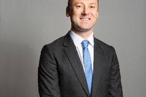 Brendan Clarke-Smith, Bassetlaw MP.