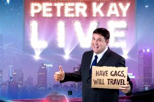 Peter Kay announces five extra UK dates including another Yorkshire night at Sheffield FlyDSA Arena
