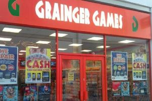 The Worksop Grainger Games store. Picture: Google Images