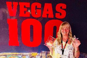 Caroline Quinn has won the Player of the Year of accolade at the Redtooth Poker VEGAS100 event.