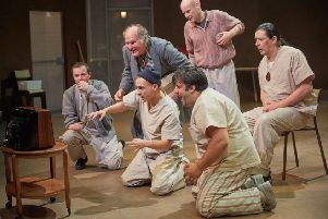 REVIEW:  One Flew Over The Cuckoo's Nest packs a punch at Sheffield Crucible