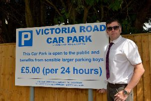 Owner-operator Richard Marriott decided to open the car park after becoming frustrated by his experience of commuting through Retford station.