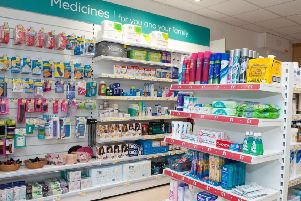 Which Nottinghamshire pharmacies are open on Bank Holiday Monday?